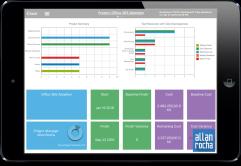 Office 365 Project Portfolio Dashboard iPad App 10
