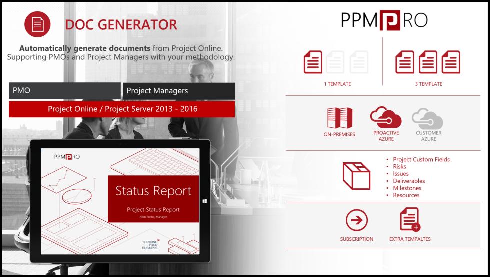 PPMPro-DocGeneratorService