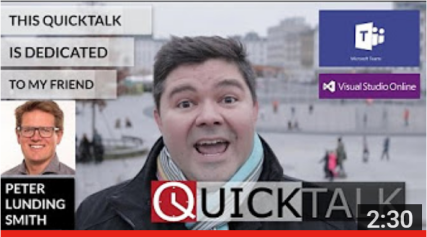 quicktalk-09-connecting-microsoft-teams-with-visual-studio-online
