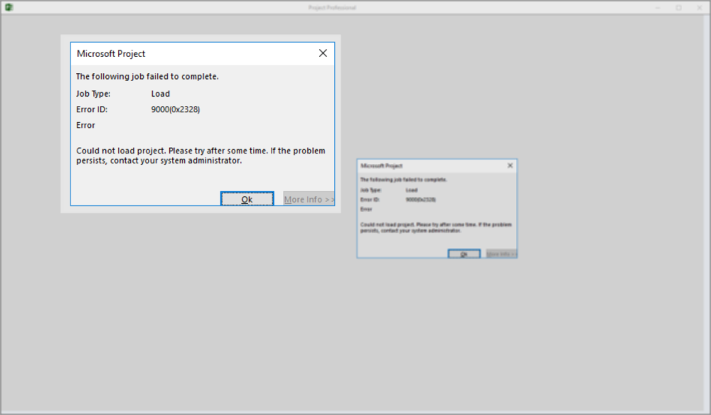 Solved cannot connect to project online could not load project below it is how you solve the problem yadclub Images
