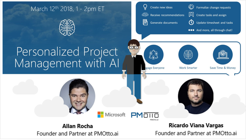 Personalized Project Management with AI - Microsoft Canada - PMOtto
