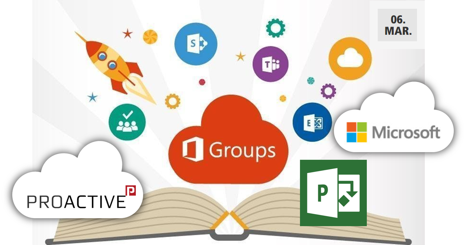 BROADCAST: Using Office 365 Groups connected to Project