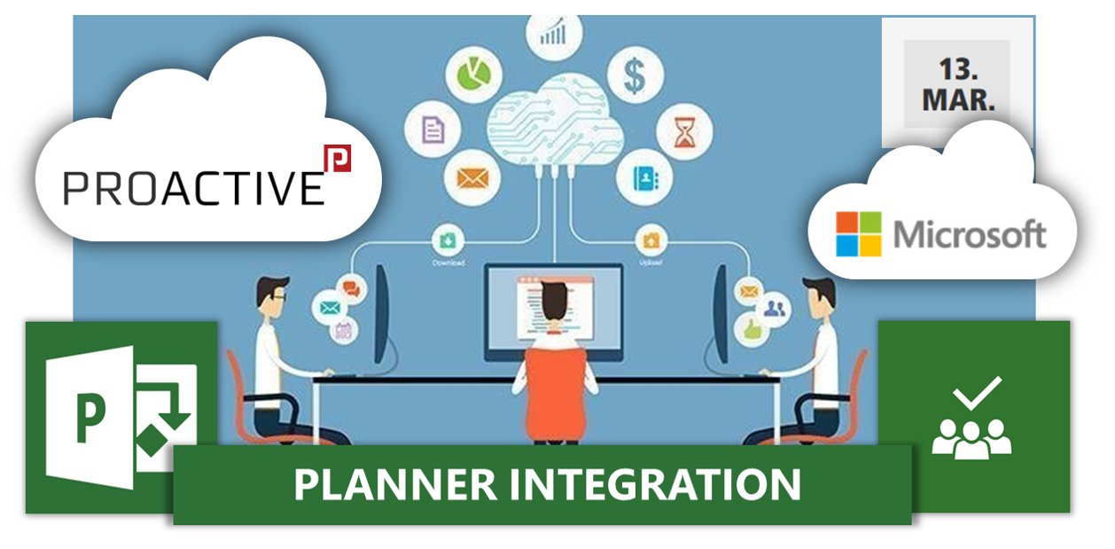 BROADCAST: Planner integration with Project Online // Modern